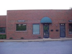 Front of Cary CPA office