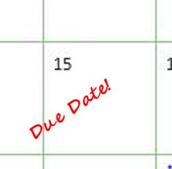 W-2 due date
