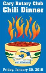 2015 Chili Dinner